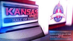 Kansas Sports Hall Of Fame Induction 2016