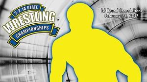 321A Wrestling 2017 1st Round Consolation KS