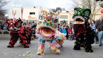 Lan Su Chinese Garden Celebrates Chinese New Year