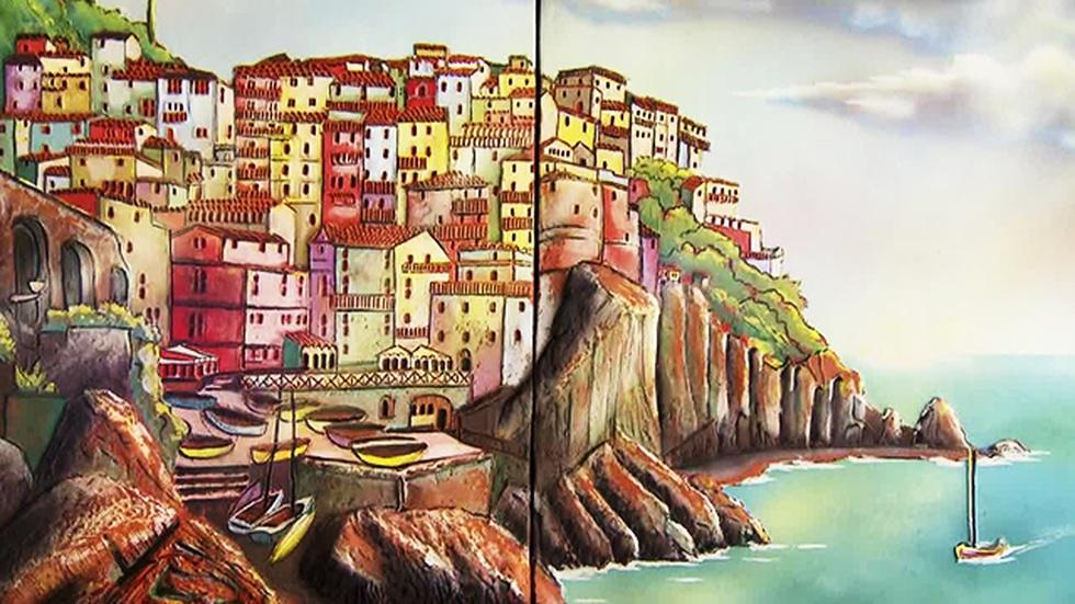 Terra Cotta Painter Patrick Noe image