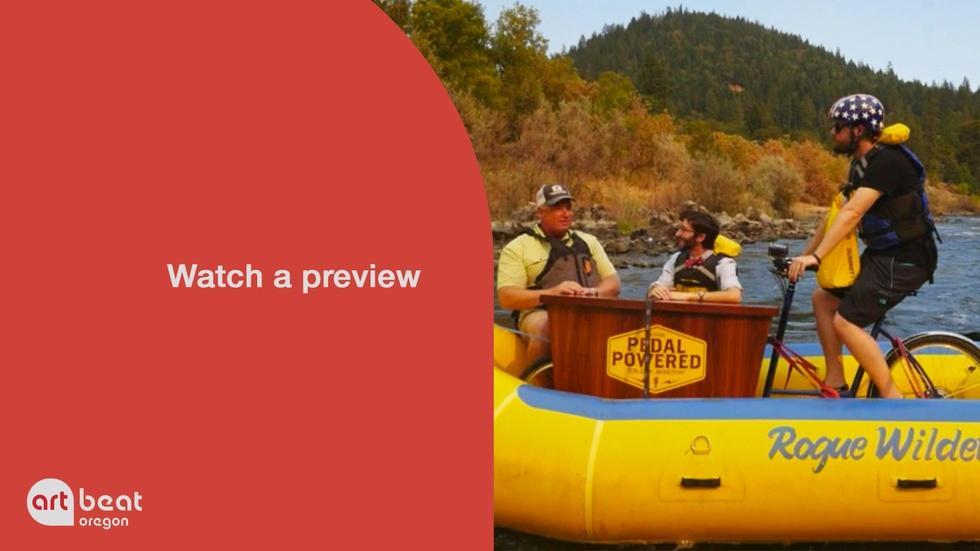 Oregon Art Beat's 17th Season Premiere Episode Preview image