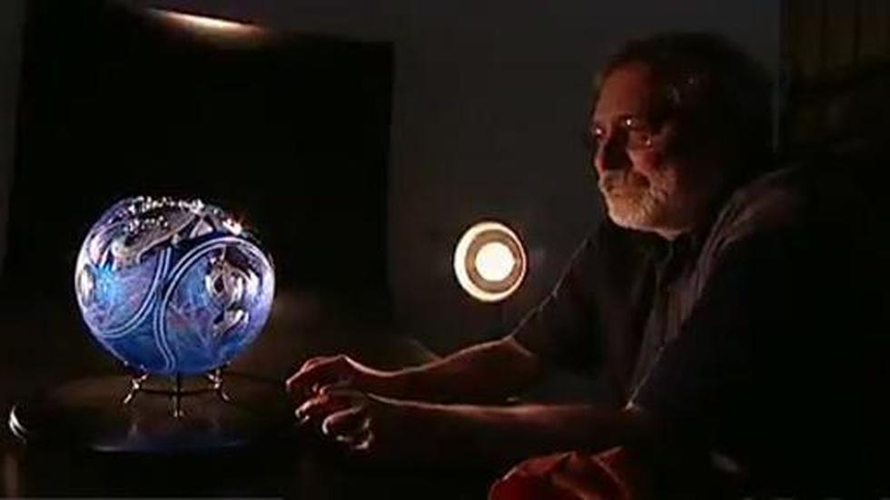 Glass Artist David Schwarz Z-Axis Series image