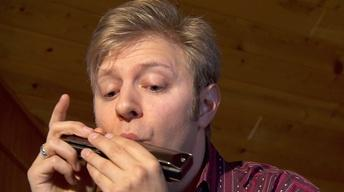 Harmonica Virtuoso Joe Powers