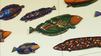 David Castleberry's Colorful Fish