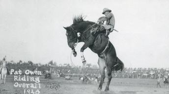 Pendleton Round-Up: The Wild West Way