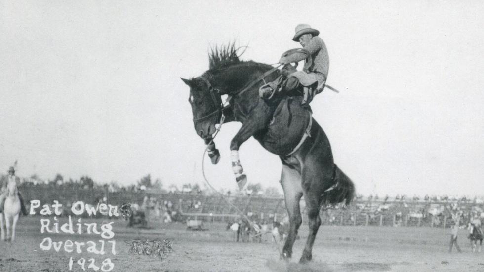 Pendleton Round-Up: The Wild West Way image