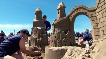 Sandcastle Contest