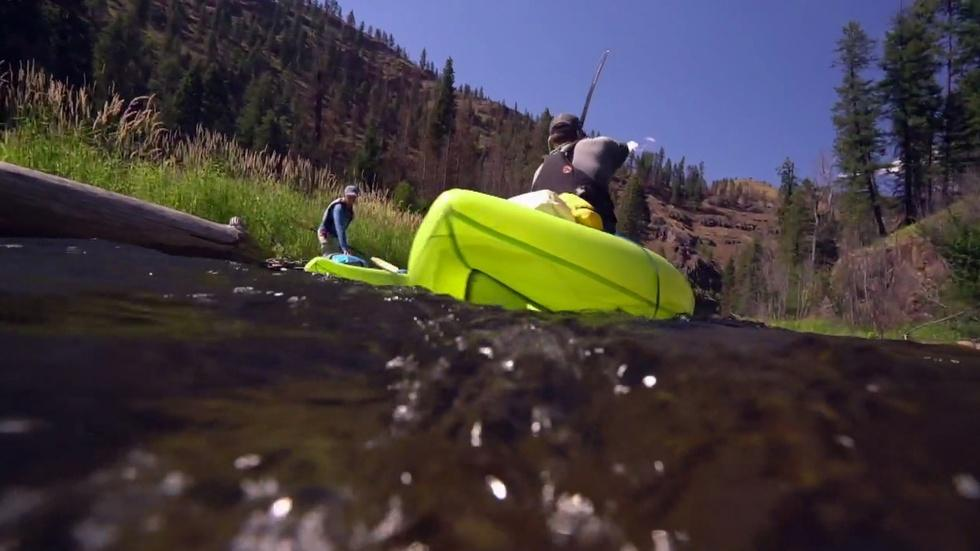 Wenaha River Packrafting image
