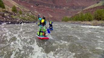 John Day River Paddleboarding Preview