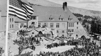 Timberline Lodge 75th Anniversary