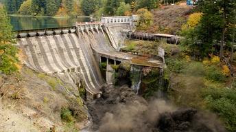 The White Salmon River Runs Free: Breaching the Condit Dam