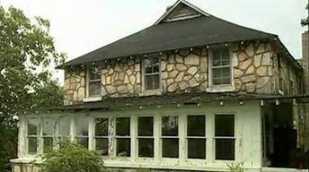 Ozarks Native Stone Architecture