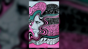 Far Out! The Psychedelic Poster Art of Wes Wilson
