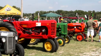 Antique Tractor Restoration