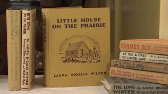 Laura Ingalls Wilder Profile