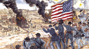 The Civil War Battle of Springfield