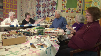 Traditional Crafts: Old-Style Quilt Making