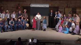 The Ozarks Mountain Players:Remembering Laura Ingalls Wilder