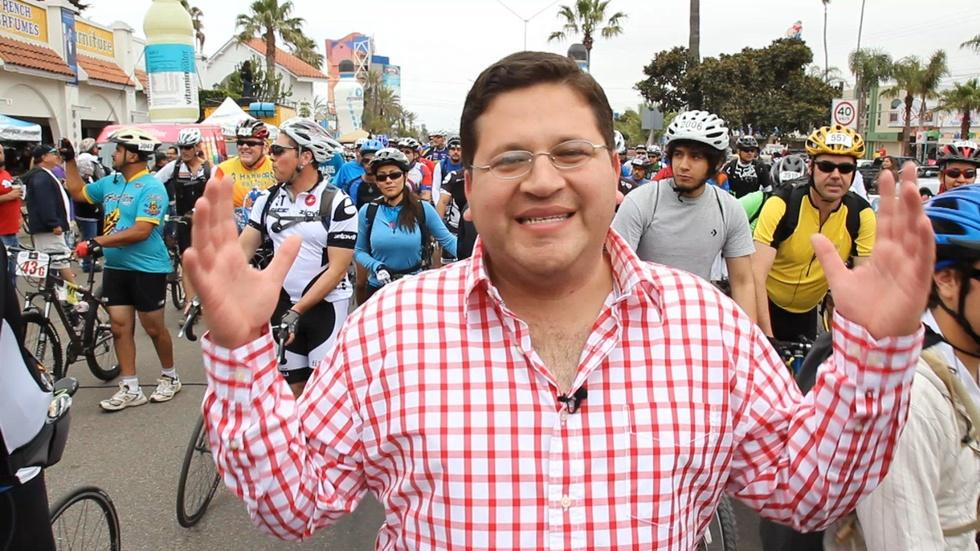 Rosarito: Bike Race image