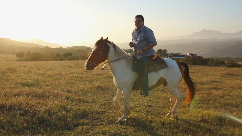 Rosarito: Horse Ride image