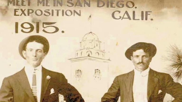 Ken Kramer's About San Diego: The Panama California Exposition of 1915, Balboa Park