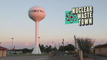 Nuclear Waste Town