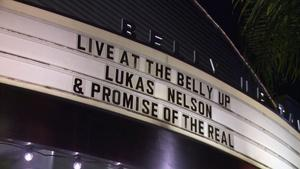 Live at the Belly Up: Lukas Nelson & the Promise of the Real