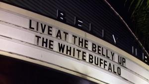 Live at the Belly Up: The White Buffalo