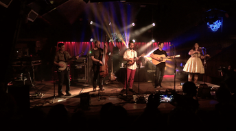Live at The Belly Up: Yonder Mountain String Band