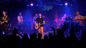 Live at The Belly Up: Johnny Clegg