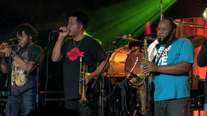 Live at The Belly Up: Soul Rebels Sound System