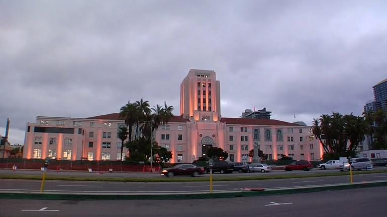 San Diego Historic Places: County Administration Building