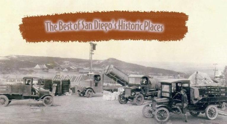 San Diego Historic Places: The Best of SDHP
