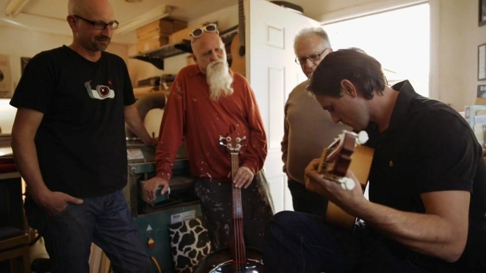 The Luthiers - Pepe Romero Jr. & Keith Kifer image