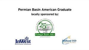 Permian Basin American Graduate