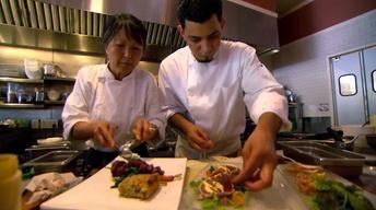 Live Sushi, Chavez Supermarket & Taqueria, Bistro Vis à Vis