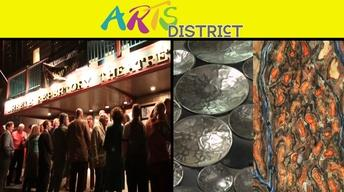 Arts District 403. First aired 10/01/2015
