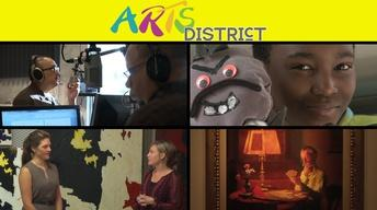 Arts District 406. First aired 10/22/2015