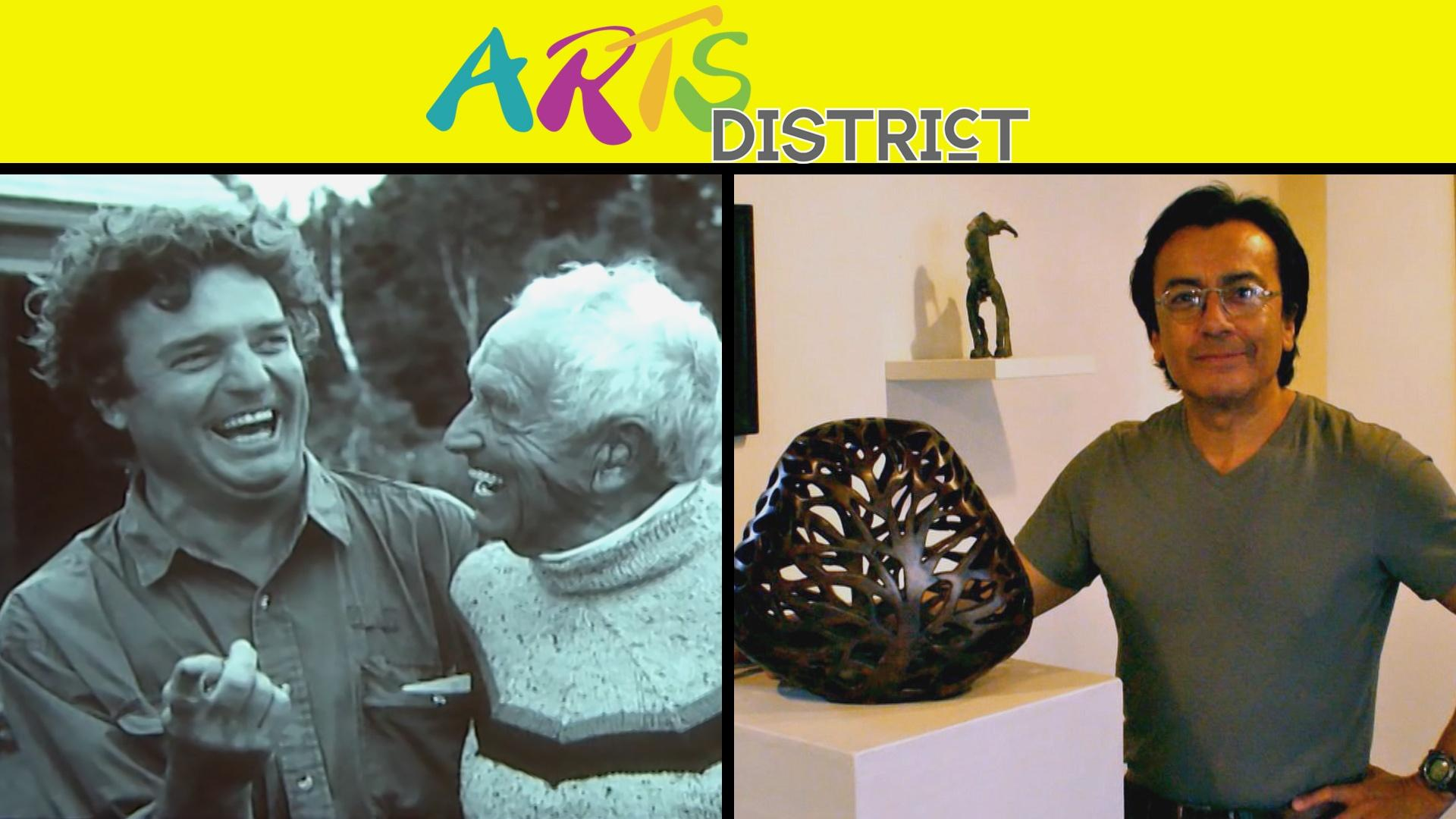 Video: Arts District 412. First aired 01/07/2016 | Watch Arts District ...