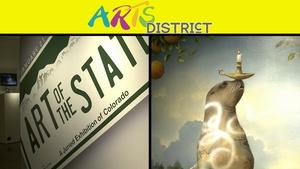 Arts District 421. First aired 03/31/2016