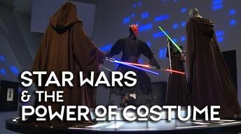 The art of the Star Wars costumes