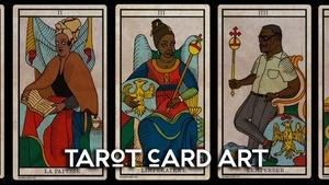 The Black Power Tarot