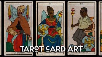 The Black Power Tarot