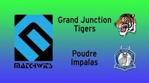 Grand Junction vs. Poudre
