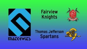 Fairview vs. Thomas Jefferson