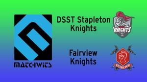 DSST Stapleton vs. Fairview