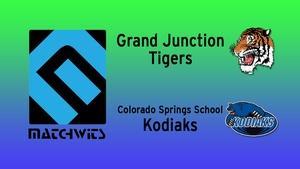 Grand Junction vs. Colorado Springs School