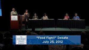 Food Fight: Colorado Health Symposium Debate