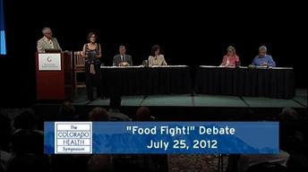 Food Fight: Colorado Health Symposium Debate