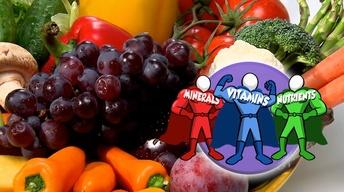 23 Vitamins, Minerals, Nutrients